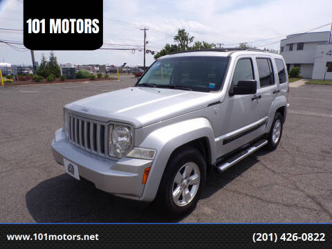 2011 Jeep Liberty for sale at 101 MOTORS in Hasbrouck Height NJ