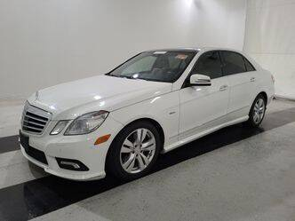 2011 Mercedes-Benz E-Class for sale at Paradise Motor Sports LLC in Lexington KY