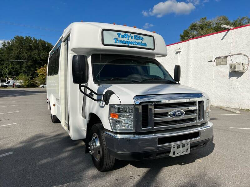 2017 Ford E-Series Chassis for sale at LUXURY AUTO MALL in Tampa FL