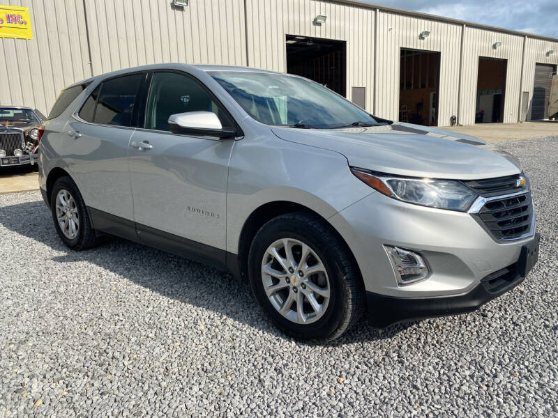 2019 Chevrolet Equinox for sale at Alpha Automotive in Odenville AL