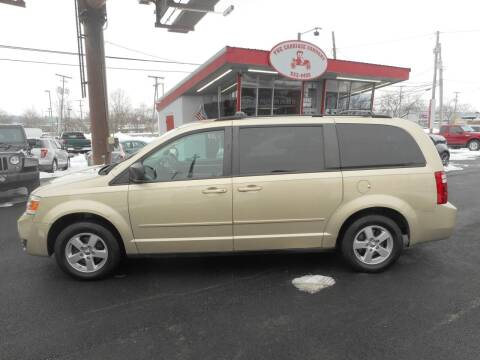 2010 Dodge Grand Caravan for sale at The Carriage Company in Lancaster OH