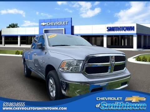 2020 RAM Ram Pickup 1500 Classic for sale at CHEVROLET OF SMITHTOWN in Saint James NY