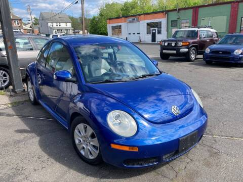 2008 Volkswagen New Beetle for sale at ENFIELD STREET AUTO SALES in Enfield CT