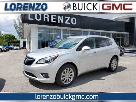 2019 Buick Envision for sale at Lorenzo Buick GMC in Miami FL