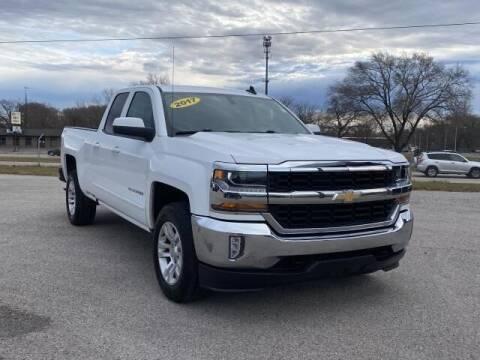 2017 Chevrolet Silverado 1500 for sale at Betten Baker Preowned Center in Twin Lake MI