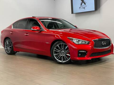 2017 Infiniti Q50 for sale at TX Auto Group in Houston TX