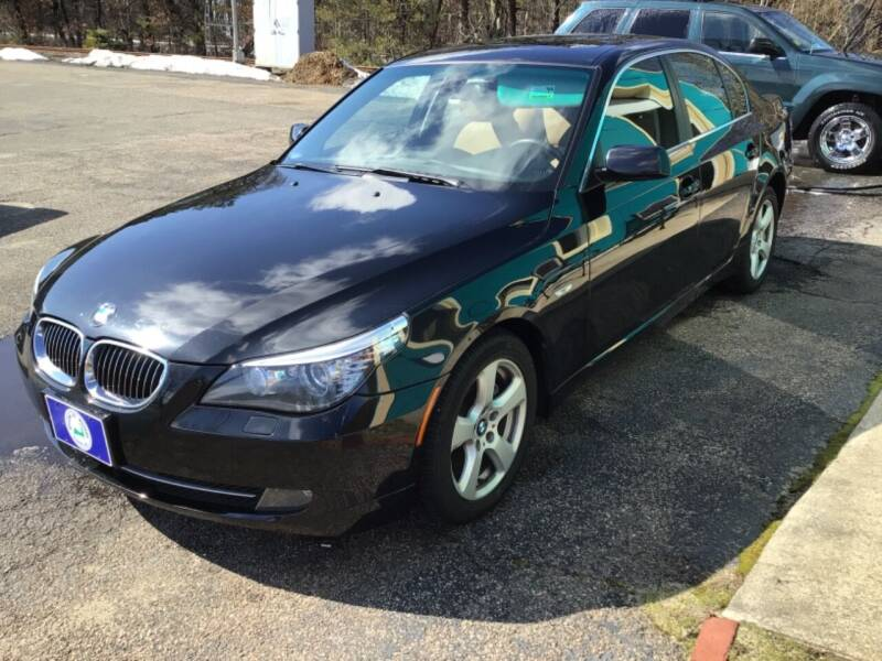 2008 BMW 5 Series for sale at Willow Street Motors in Hyannis MA