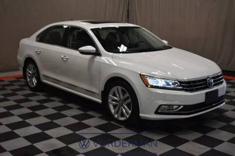 2017 Volkswagen Passat for sale at Vorderman Imports in Fort Wayne IN