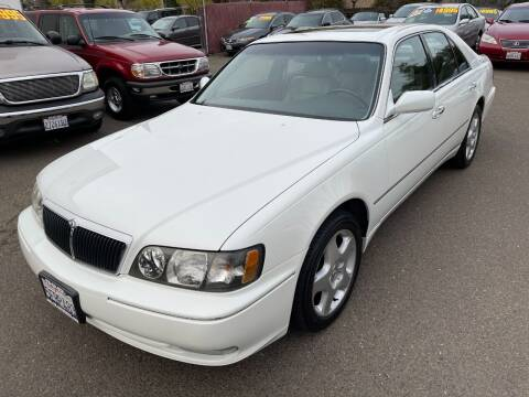 1999 Infiniti Q45 for sale at C. H. Auto Sales in Citrus Heights CA