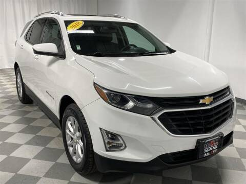 2018 Chevrolet Equinox for sale at Mr. Car LLC in Brentwood MD