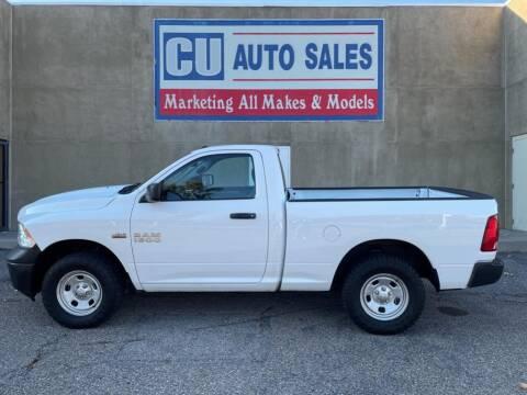 2016 RAM Ram Pickup 1500 for sale at C U Auto Sales in Albuquerque NM