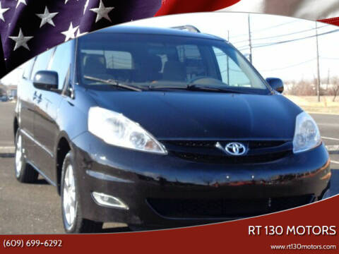 2008 Toyota Sienna for sale at RT 130 Motors in Burlington NJ