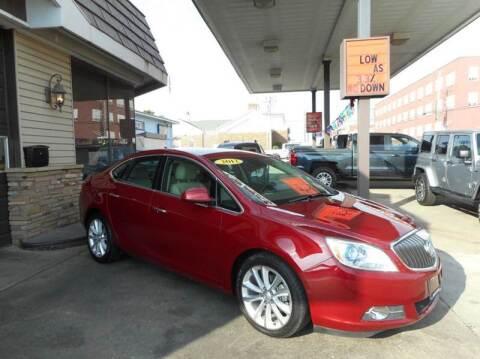 2012 Buick Verano for sale at River City Auto Center LLC in Chester IL