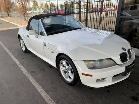 2000 BMW Z3 for sale at Auto Bike Sales in Reno NV