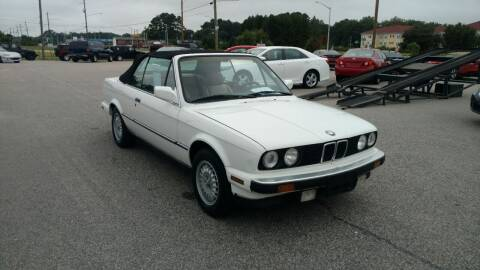 1988 BMW 3 Series for sale at Kelly & Kelly Supermarket of Cars in Fayetteville NC