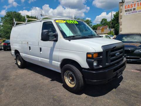 2013 Ford E-Series Cargo for sale at Costas Auto Gallery in Rahway NJ