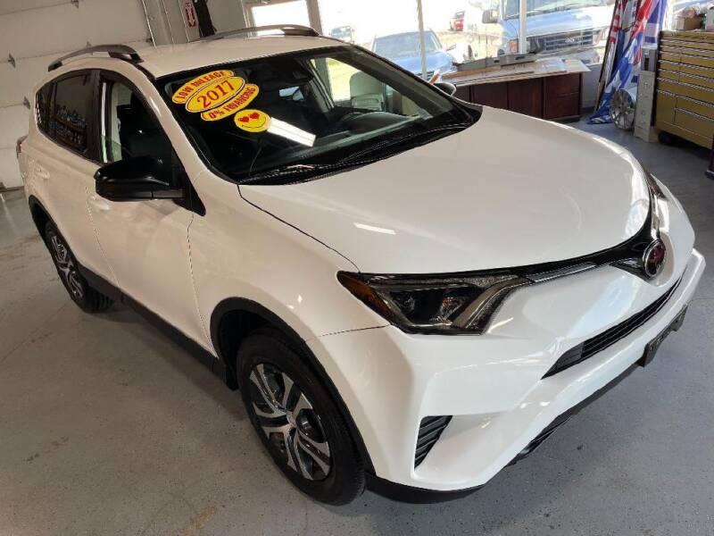 2017 Toyota RAV4 for sale at Jose's Auto Sales Inc in Gurnee IL