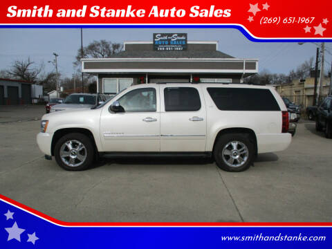 2010 Chevrolet Suburban for sale at Smith and Stanke Auto Sales in Sturgis MI