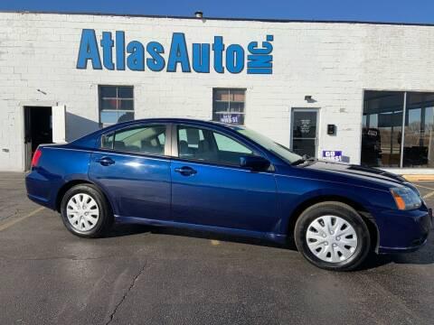 2009 Mitsubishi Galant for sale at Atlas Auto in Rochelle IL