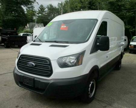 2015 Ford Transit Cargo for sale at Auto Towne in Abington MA
