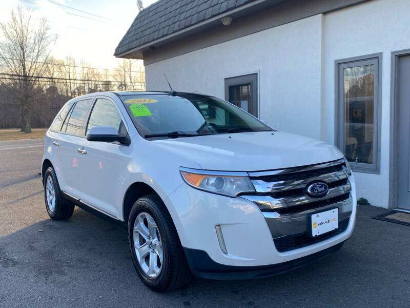 2011 Ford Edge for sale at Vantage Auto Group in Tinton Falls NJ