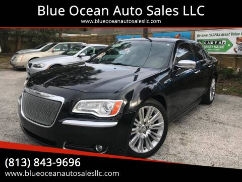2013 Chrysler 300 for sale at Blue Ocean Auto Sales LLC in Tampa FL