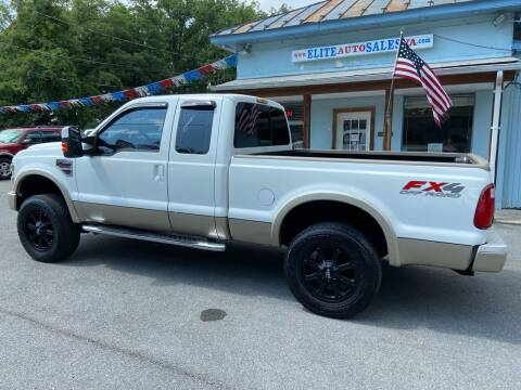 2008 Ford F-250 Super Duty for sale at Elite Auto Sales Inc in Front Royal VA