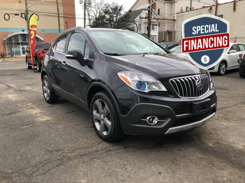 2014 Buick Encore for sale at 103 Auto Sales in Bloomfield NJ