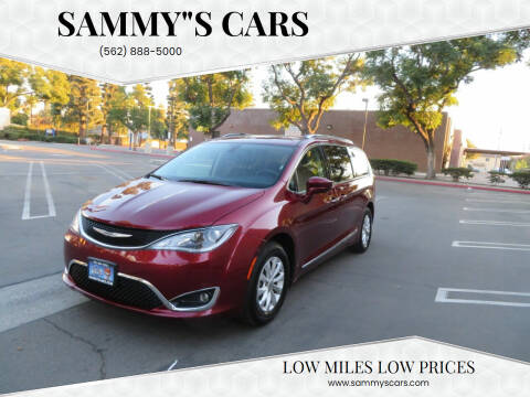 "2018 Chrysler Pacifica for sale at SAMMY""S CARS in Bellflower CA"