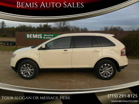 2008 Ford Edge for sale at Bemis Auto Sales in Crivitz WI