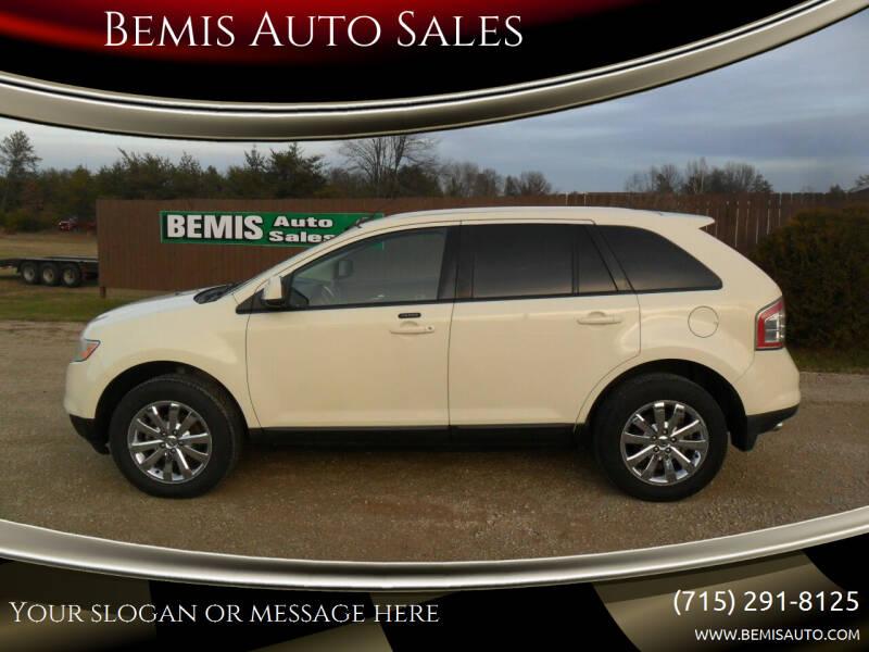 2008 Ford Edge for sale at Bemis Auto Sales in Crivitz WI