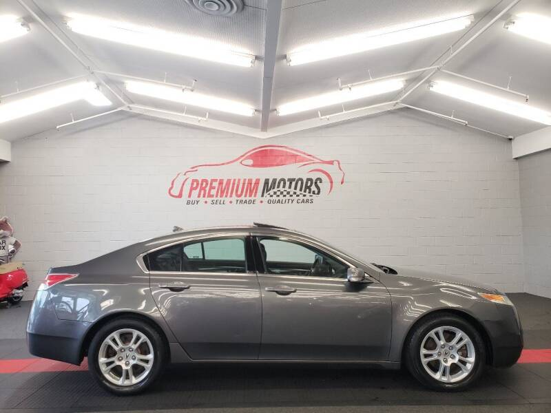 2009 Acura TL for sale at Premium Motors in Villa Park IL