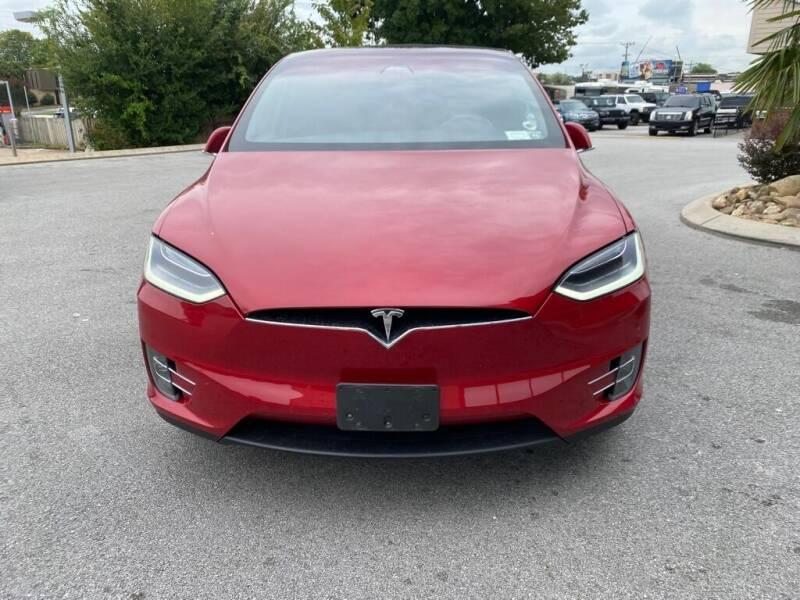 2018 Tesla Model X for sale at Z Motors in Chattanooga TN