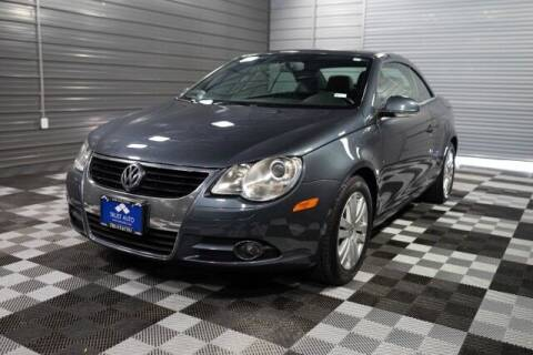 2008 Volkswagen Eos for sale at TRUST AUTO in Sykesville MD