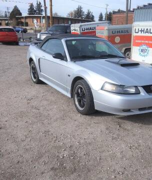 2001 Ford Mustang for sale at Good Guys Auto Sales in Cheyenne WY