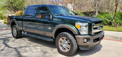 2016 Ford F-250 Super Duty for sale at Motorcars Group Management - Bud Johnson Motor Co in San Antonio TX