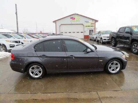 2008 BMW 3 Series for sale at Jefferson St Motors in Waterloo IA