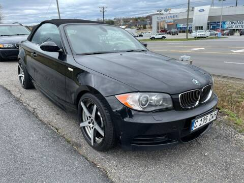 2009 BMW 1 Series for sale at Hillside Motors Inc. in Hickory NC