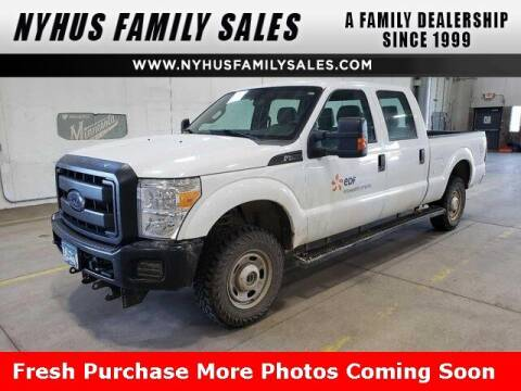 2015 Ford F-250 Super Duty for sale at Nyhus Family Sales in Perham MN