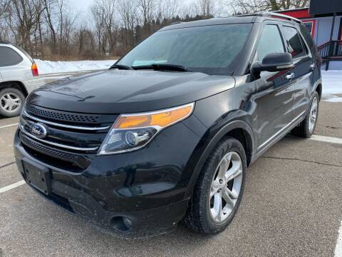 2013 Ford Explorer for sale at Southern Auto Sales in Clinton MI