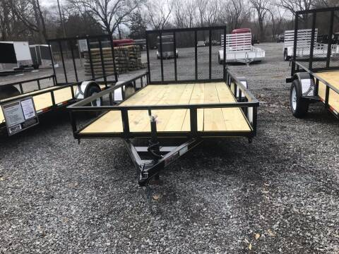 2019 Trailer Express 14' Non Tilt for sale at Ben's Lawn Service and Trailer Sales in Benton IL