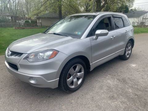 2008 Acura RDX for sale at Via Roma Auto Sales in Columbus OH