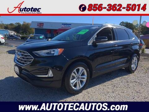 2020 Ford Edge for sale at Autotec Auto Sales in Vineland NJ