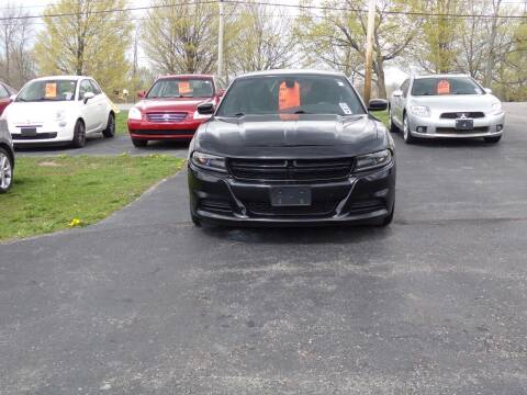 2017 Dodge Charger for sale at Pool Auto Sales Inc in Spencerport NY