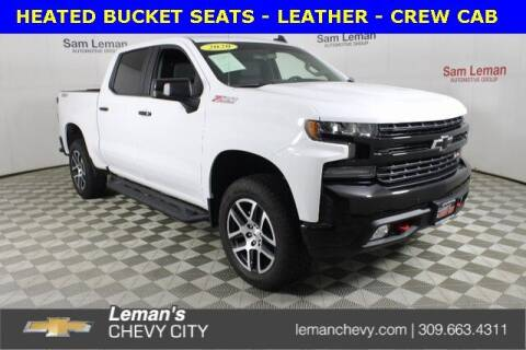 2020 Chevrolet Silverado 1500 for sale at Leman's Chevy City in Bloomington IL