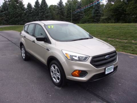2017 Ford Escape for sale at Birmingham Automotive in Birmingham OH