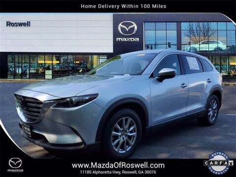 2018 Mazda CX-9 for sale at Mazda Of Roswell in Roswell GA
