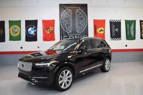 2016 Volvo XC90 for sale at Iconic Auto Exchange in Concord NC