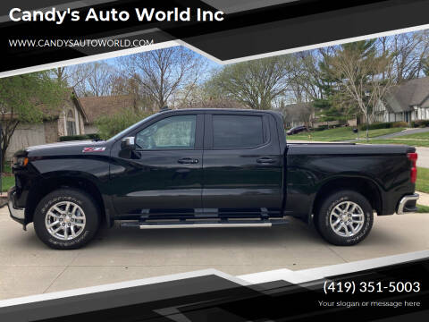 2020 Chevrolet Silverado 1500 for sale at Candy's Auto World Inc in Toledo OH