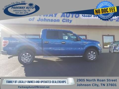 2014 Ford F-150 for sale at PARKWAY AUTO SALES OF BRISTOL - PARKWAY AUTO JOHNSON CITY in Johnson City TN